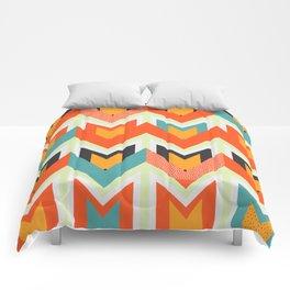 Shapes of joy Comforters
