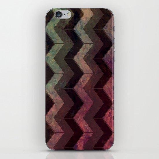 Pattern R2 iPhone & iPod Skin
