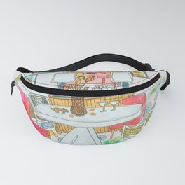 Dinner party Fanny Pack