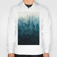 society6 Hoodies featuring The Heart Of My Heart // So Far From Home Edit by Tordis Kayma