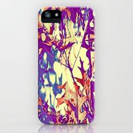 Autumn Hippy- Style iPhone Case