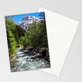 Hikes through Switzerland Stationery Cards