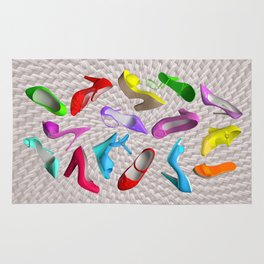 Juicy Shoes Rug