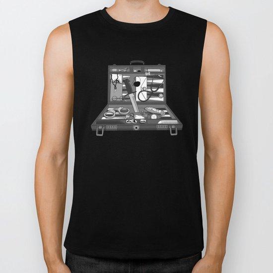 Lost Souvenirs Biker Tank