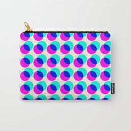 dots pop pattern Carry-All Pouch