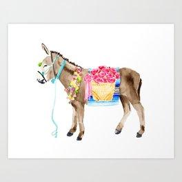 Donkey Kunstdrucke