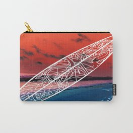 Surf Dragon Carry-All Pouch