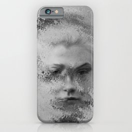 The Unknown selfie iPhone Case
