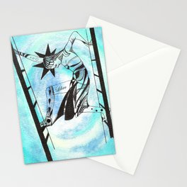 Libra - Zodiac signs series Stationery Cards