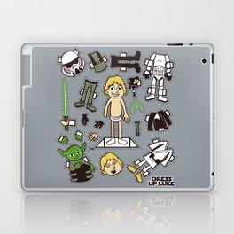 Dress up Luke Laptop & iPad Skin