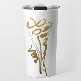 ikebana Travel Mug