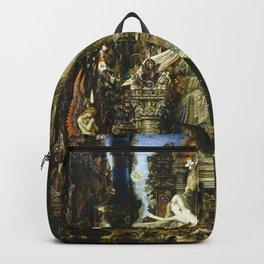 """Gustave Moreau """"Jupiter and Semele"""" Backpack"""