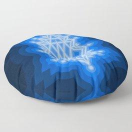 Lapus Lazuli Floor Pillow