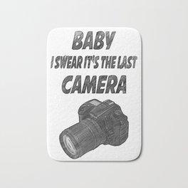 Last camera Bath Mat