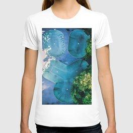 Skatepark - Aerial Photography T-shirt