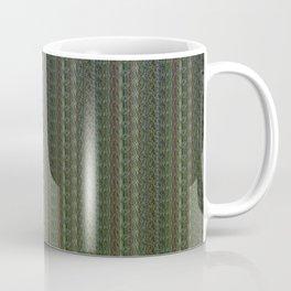 Extropix Dark Matter Pattern Coffee Mug