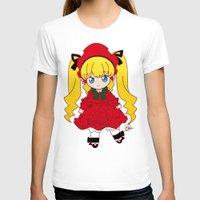 chibi T-shirts featuring Chibi Shinku by Yue Graphic Design