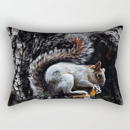 squirrel Rectangular Pillow