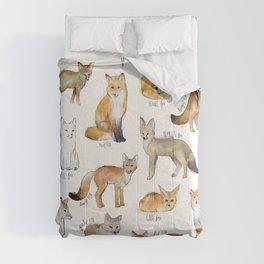 Foxes Comforters