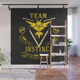 Team Instinct GO Wall Mural