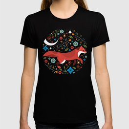 Flame Fox T-shirt