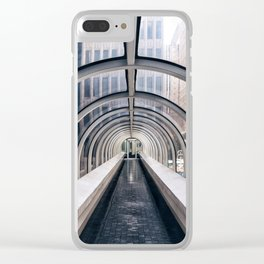 ATL / 01 Clear iPhone Case