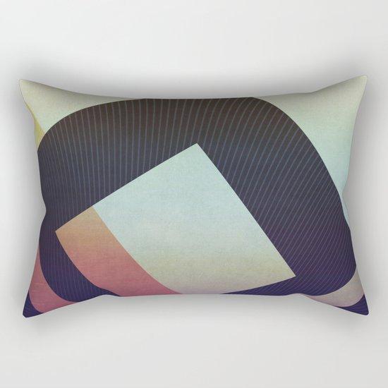 GeoK21 Rectangular Pillow