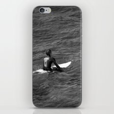 Surfer, Fuerteventura. iPhone & iPod Skin