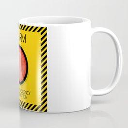 In case of emergency. Coffee Mug