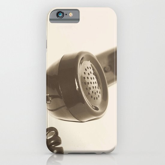 Let's Talk iPhone & iPod Case