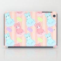 macaron iPad Cases featuring Bubblegum Macaron!! by himehorse