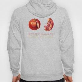 Pomegranate, Punica granatum Hoody