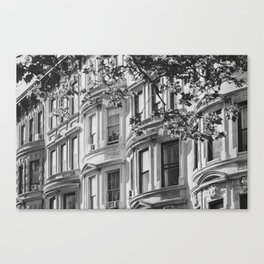 Upper West Side Dreaming Canvas Print