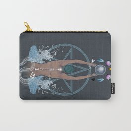 Sea Witch - Moon Phases Carry-All Pouch
