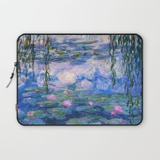 Water Lilies Monet Laptop Sleeve