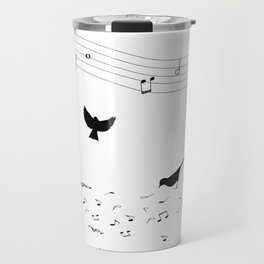 song practice Travel Mug