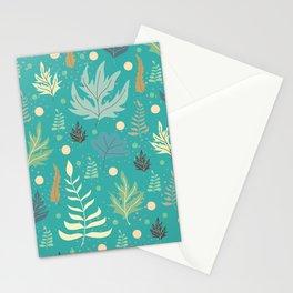 Rainy autumn Stationery Cards