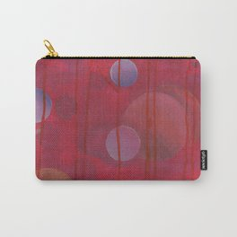 reddish sphere Carry-All Pouch