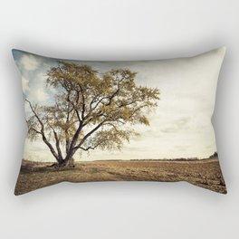 By The Riverside #9 Rectangular Pillow