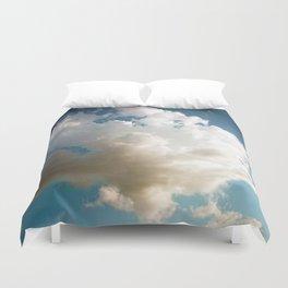 Pow Cloud Duvet Cover
