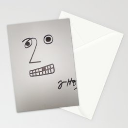 Too Many Drugs Stationery Cards