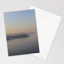 Northbay at Sunset Stationery Cards