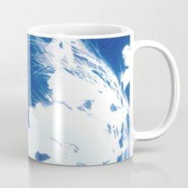 Nature Cyanotype II Coffee Mug