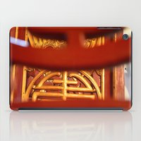 literature iPad Cases featuring Temple of Literature by DrCaroline