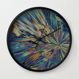 Subtle Sexy Adrenaline Wall Clock