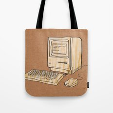 Sometimes you need to get outside Tote Bag