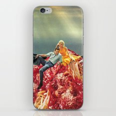 SPAGHETTI iPhone & iPod Skin