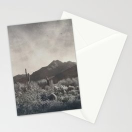 McDowell Mountains, Arizona Stationery Cards