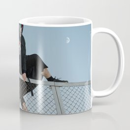 Hopping Fences Coffee Mug