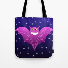 Smile - I'm a Bat Tote Bag